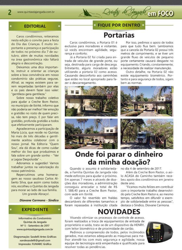 Jornal Quintas da Jangada Net-2